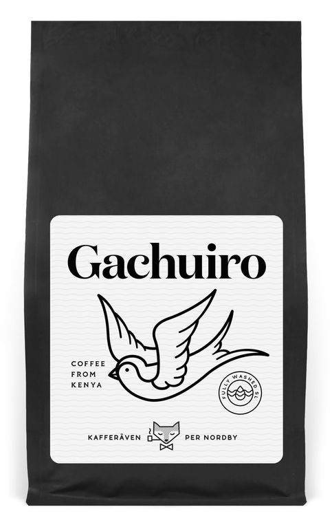Gachuiro - Washed - Kenya - Kafferäven