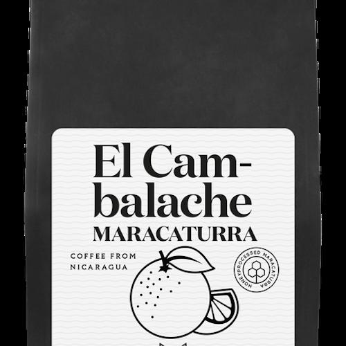 Nicaragua - El Cambalache - Maracaturra