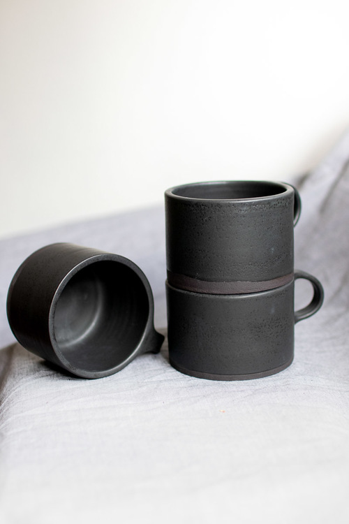 Birdman's Home Black Mug (350 ml)