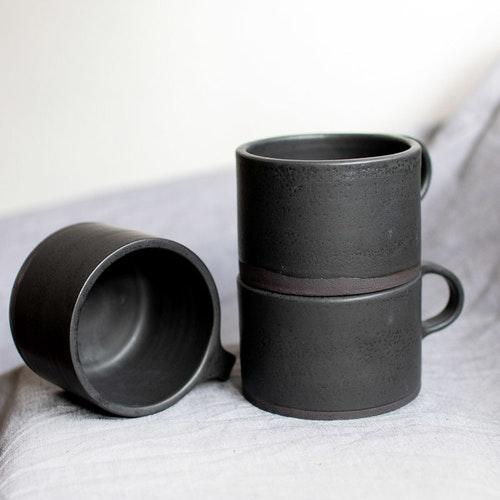 Birdman's Home Black Mug (350 ml)