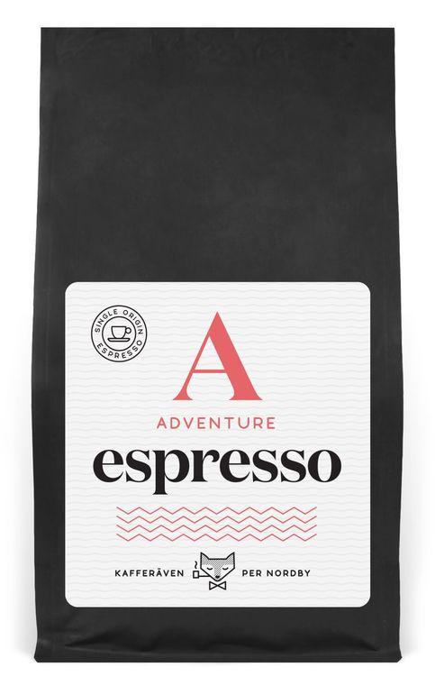 NEW! Espresso A (Adventure)