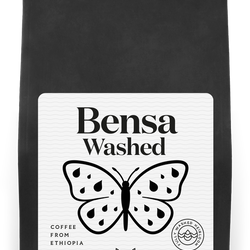 Bensa - Washed Hierloom - Ethiopia - Kafferäven