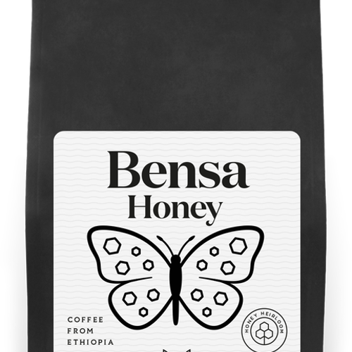 NEW! Ethiopia - Bensa Honey Process