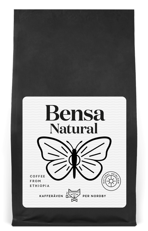 NEW! Ethiopia - Bensa Natural Process