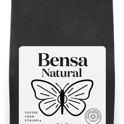 Ethiopia - Bensa Natural Process