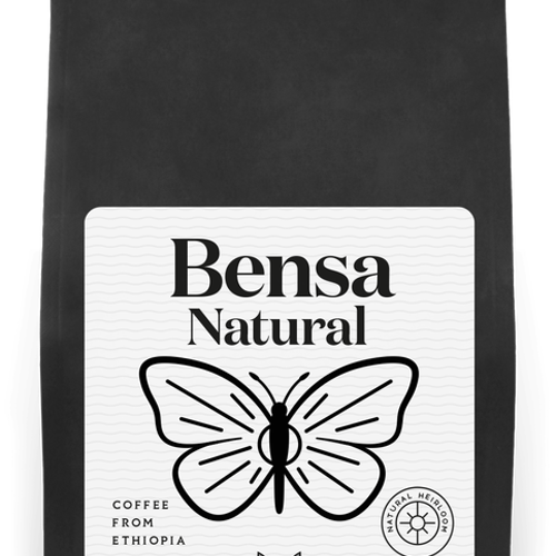 NEW! Ethiopia - Bensa Natural Process