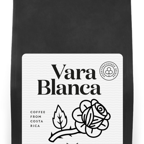 Vara Blanca - Honey Geisha & Etiope