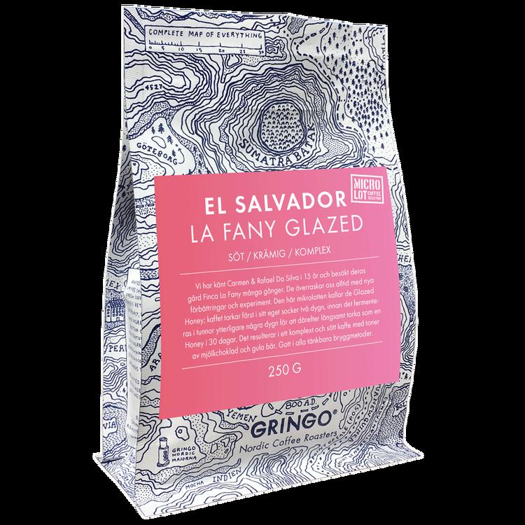 NEW! El Salvador La Fany Glazed