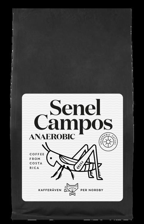 Senel Campos - Anaerobic Catuai - Costa Rica - Kafferäven