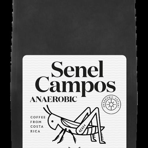 Senel Campos - Anaerobic - Costa Rica - Kafferäven Per Nordby