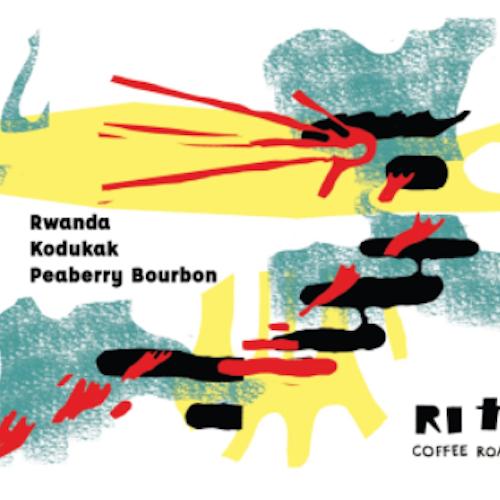 Kodukak - Rwanda - Ritu Coffee Roasters