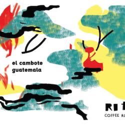 El Cambote - Guatemala - Ritu Coffee Roasters