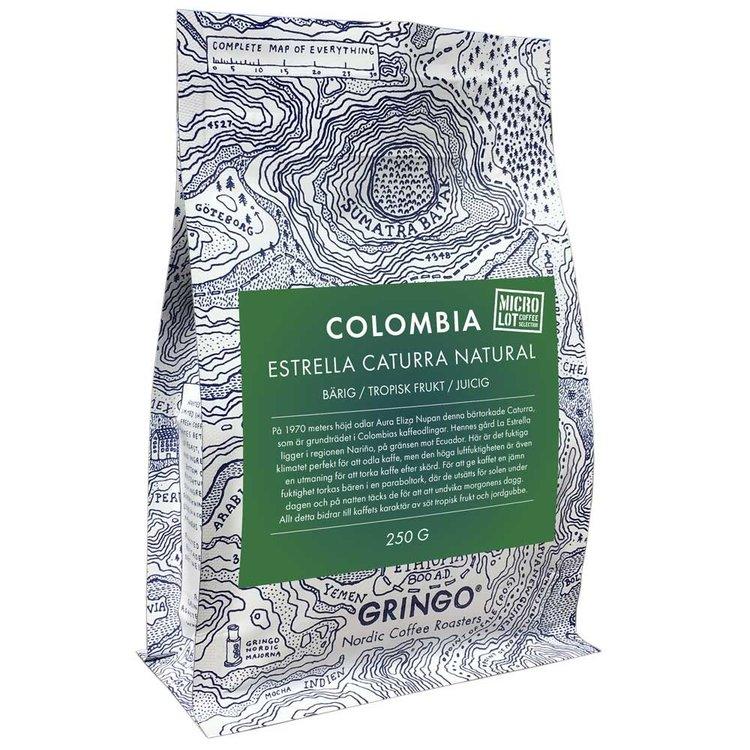 Estrella Natural Caturra - Colombia - Gringo Nordic