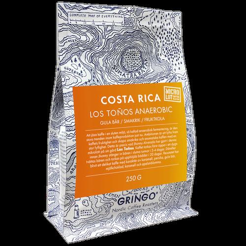 Los Tonos - Natural Anaerobic - Costa Rica - Gringo  Nordic