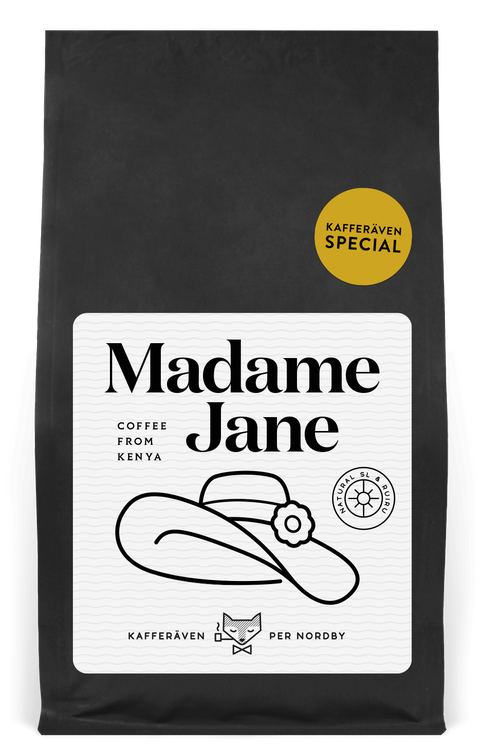 Madame Jane - Natural - Kenya