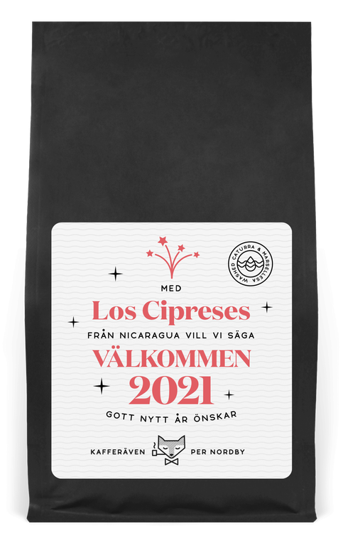 New Years Coffee! Los Cipreses - Washed - Nicaragua -