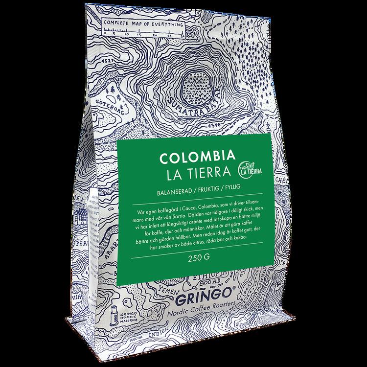 Colombia La Tierra - Washed Process - Gringo Nordic