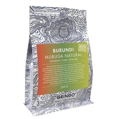 Burundi Mubuga Natural, Rwanda - Red Bourbon - Gringo Nordic