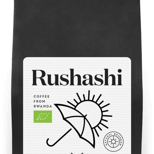 Rushashi  - Natural - Rwanda - Kafferäven