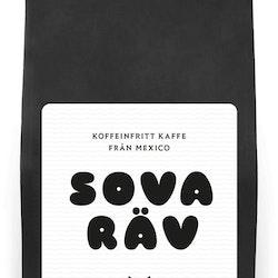 Sova Räv - Decaffinated Coffee - Washed  Mexico - Kafferäven
