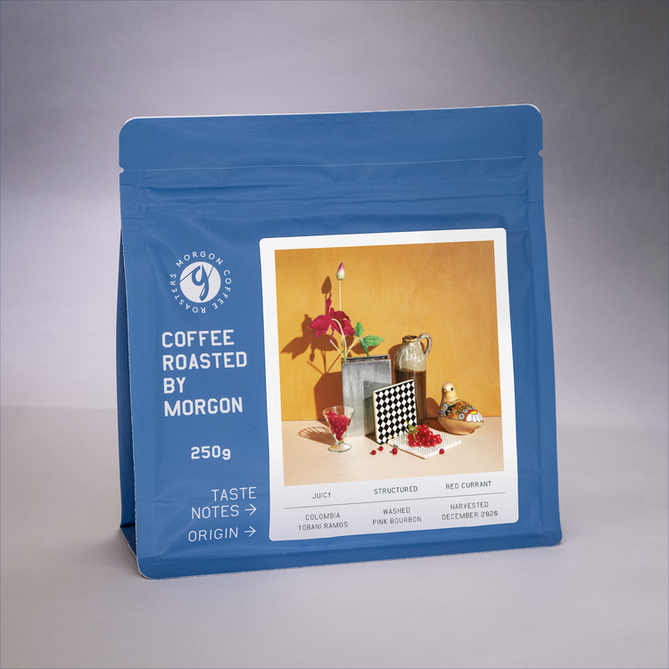 Yobani Ramos - Colombia, Tarqui - Morgon Coffee Roasters