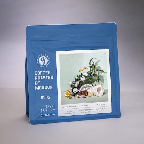 Jeverson Pin - Brazil, Espirito Santo - Morgon Coffee Roasters