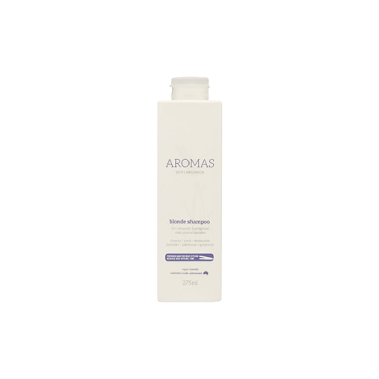 NAK Aromas Blonde Shampoo 275ml