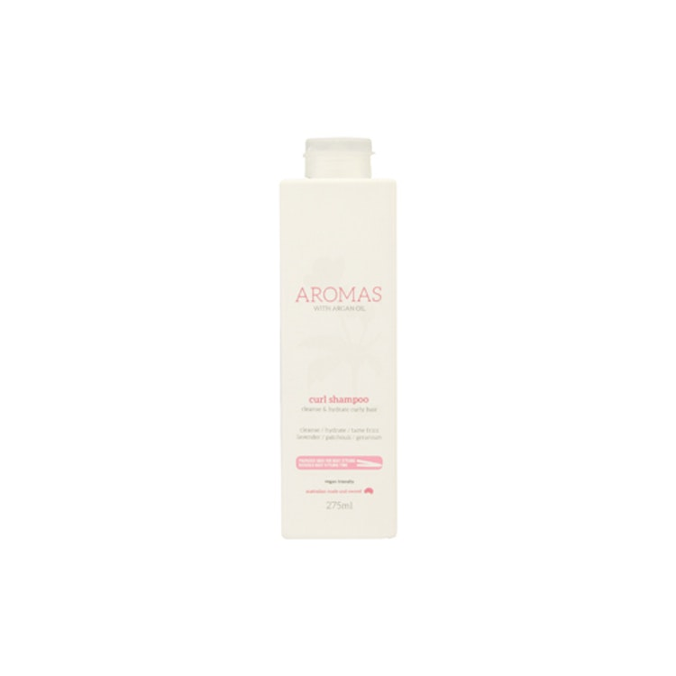 NAK Aromas Curl Shampoo 275ml