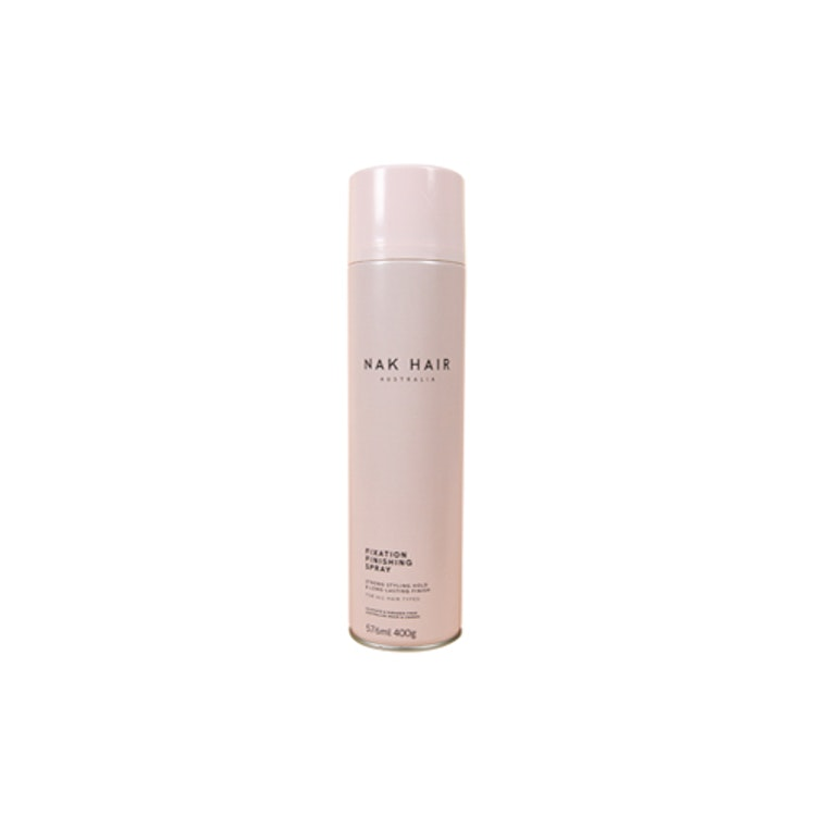 NAK Fixation Finishing Spray 400g