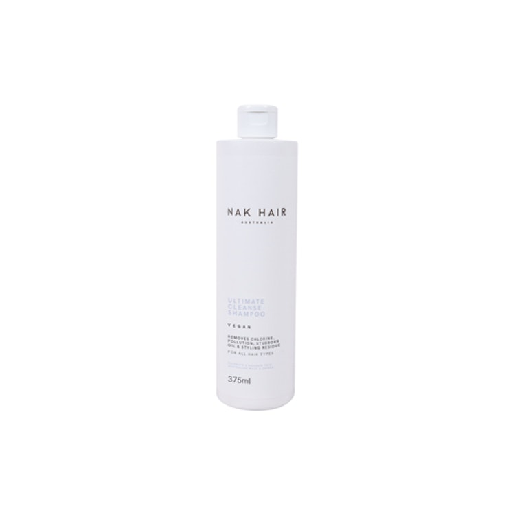 NAK Ultimate Cleanse Shampoo 375ml