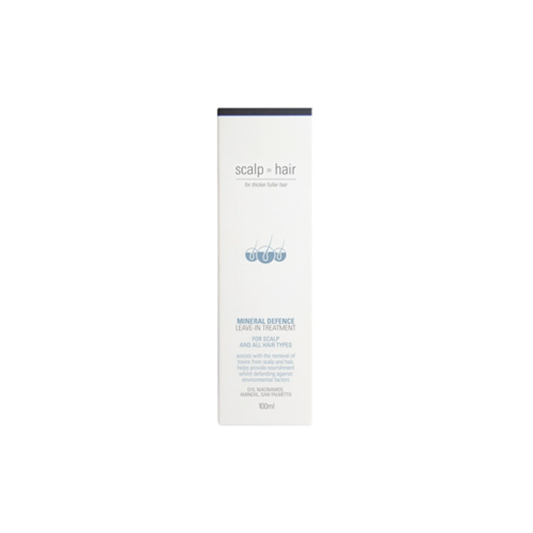 NAK Scalp to Hair - Mineral Defence Treatment 100ml