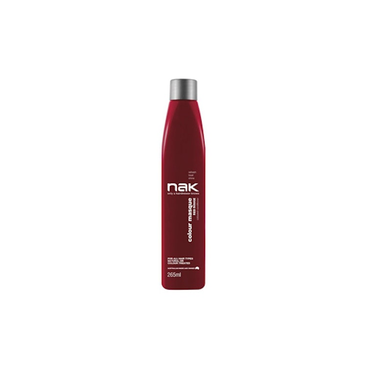 NAK Colour Masque - Red Rouge 265ml