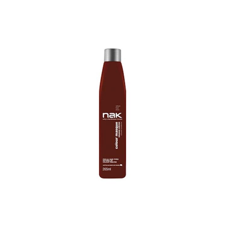 NAK Colour Masque - Orange Copper 265ml