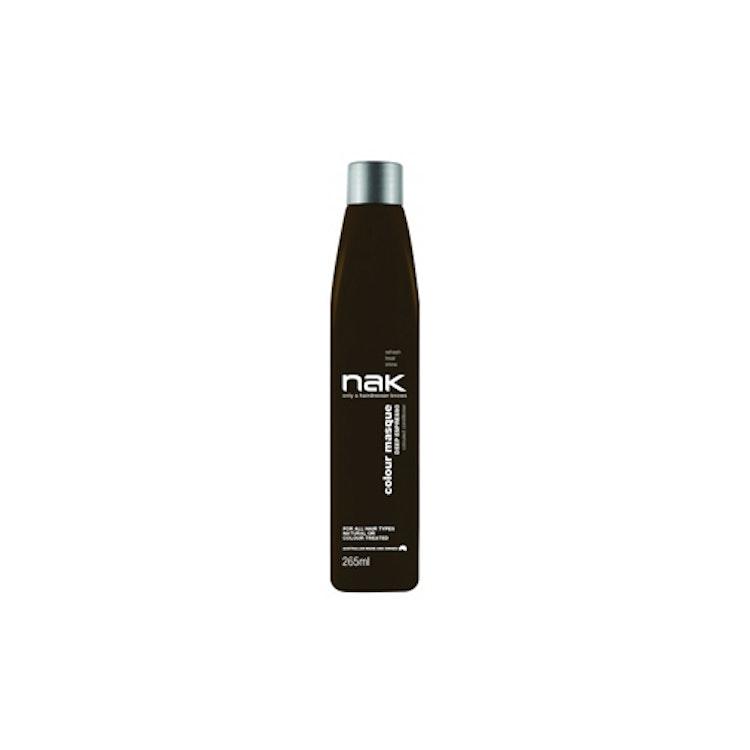 NAK Colour Masque - Deep Espresso 265ml