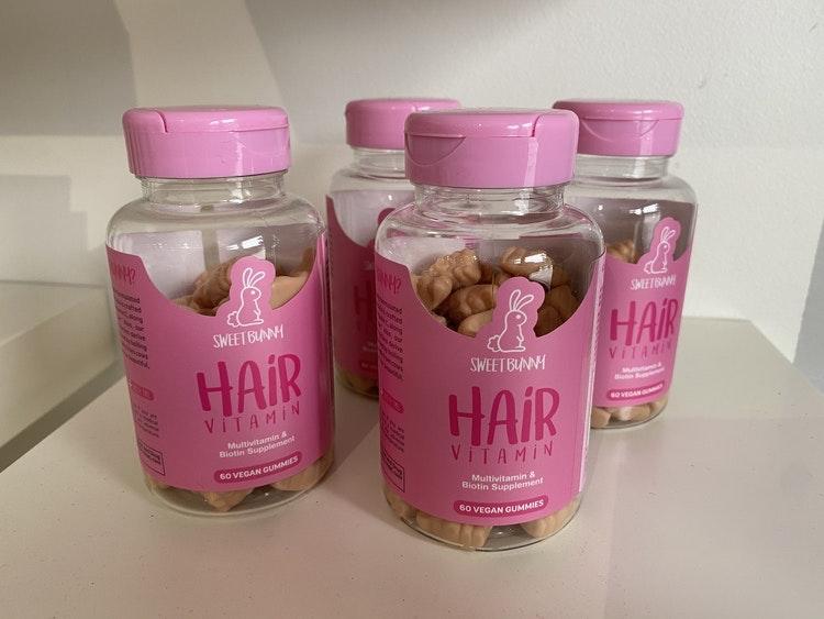 Sweet Bunny Hair Vitamins