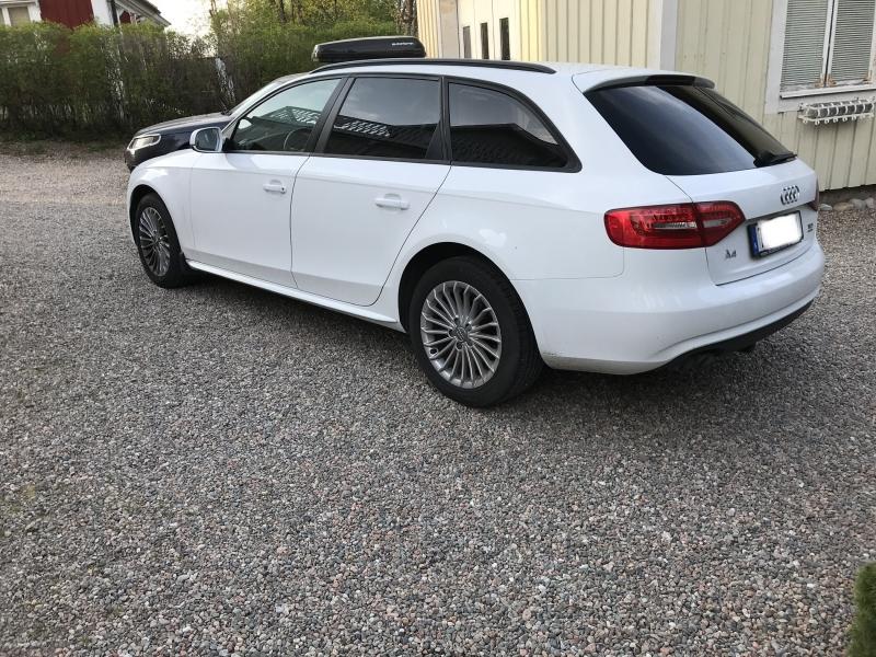 Audi A4 Avant med EVOFILM