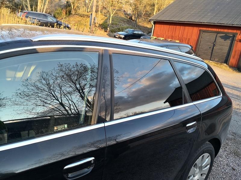 Audi A6 Avant med EVOFILM