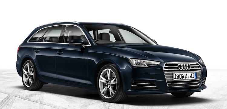 Solfilm til Audi A4 Avant. Ferdig tilpasset solfilm til alle Audi biler.