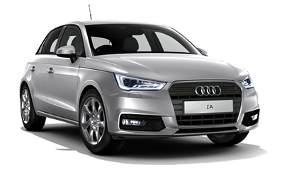 Solfilm til Audi A1 Sportback 5-d. Ferdig tilpasset solfilm til alle Audi biler.