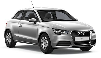 Solfilm til Audi A1 3-d. Ferdig tilpasset solfilm til alle Audi biler.