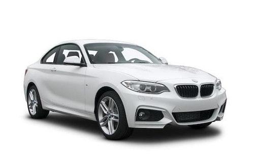 BMW 2-serie Coupé