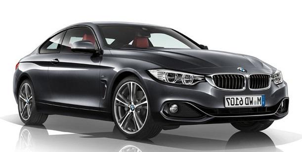Solfilm til BMW 4-serie Coupé. Ferdig tilpasset solfilm til alle BMW biler.