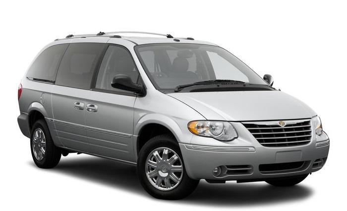 Solfilm til Chrysler Voyager. Ferdig tilpasset solfilm til alle Chrysler biler.