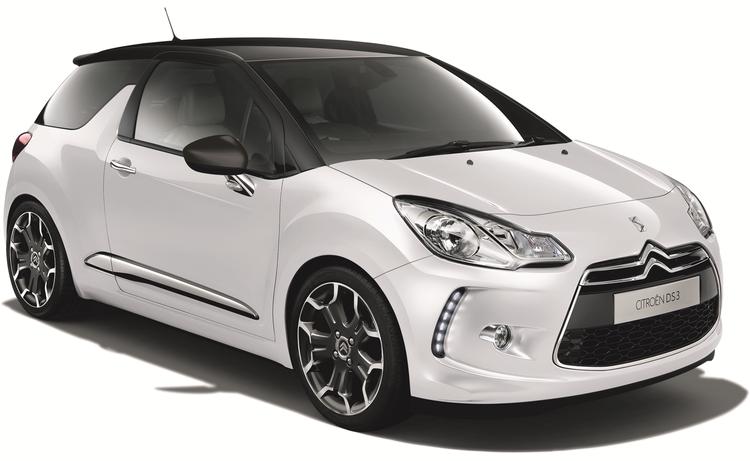 Solfilm til Citroën DS3. Ferdig tilpasset solfilm til alle Citroën biler.
