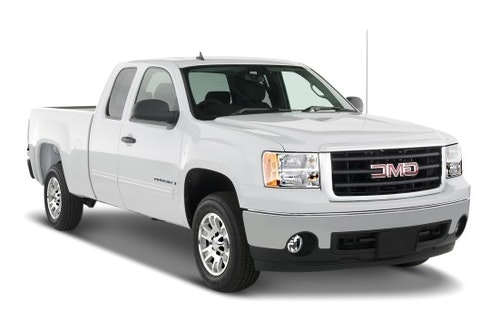 GMC Sierra Extended cab