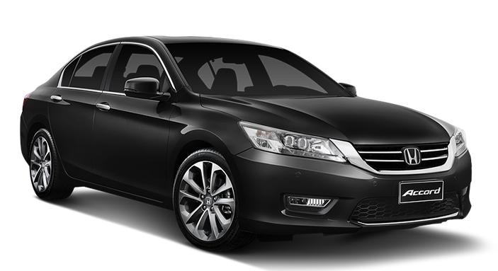 Solfilm til Honda Accord sedan. Ferdig tilpasset solfilm til alle Honda biler.