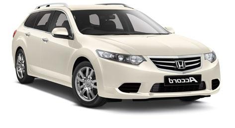Solfilm til Honda Accord Tourer. Ferdig tilpasset solfilm til alle Honda biler.