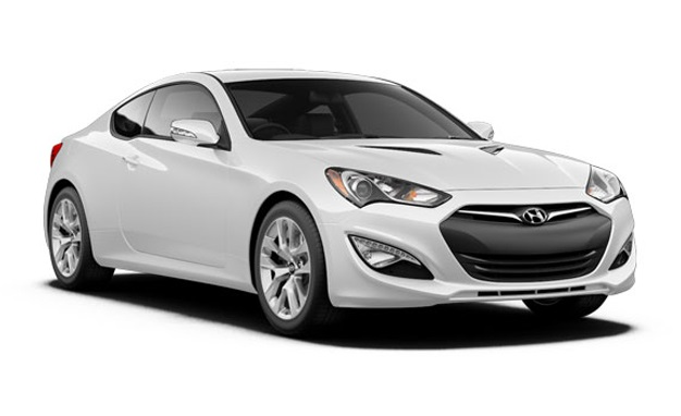 Solfilm til Hyundai Coupé. Ferdig tilpasset solfilm til alle Hyundai biler.