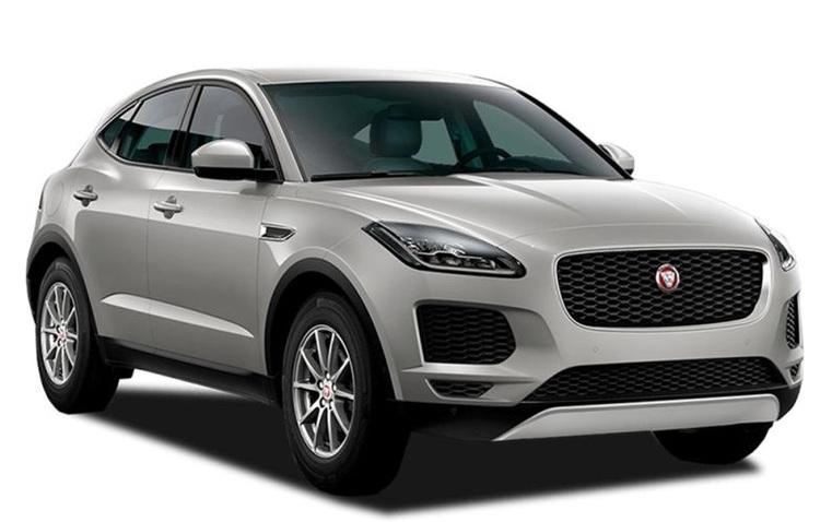 Solfilm til Jaguar E-Pace. Ferdig tilpasset solfilm til alle Jaguar biler.