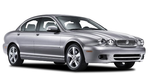 Solfilm til Jaguar X-type. Ferdig tilpasset solfilm til alle Jaguar biler.